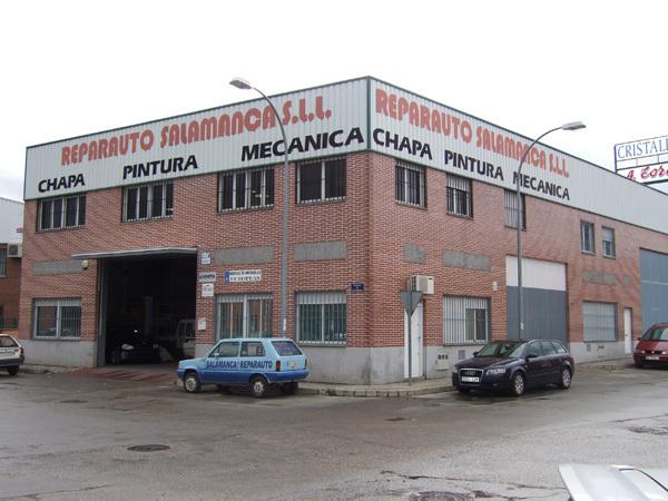 tallers mecánicos en Villares de la Reina